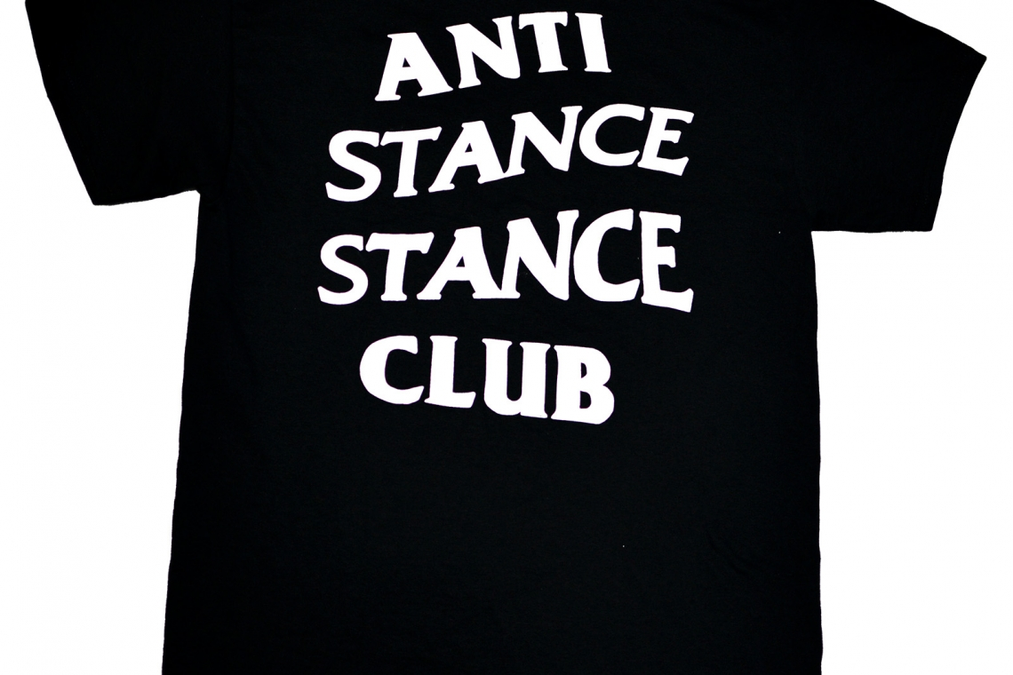 CARSHYPE Anti Stance Stance Club T-Shirt