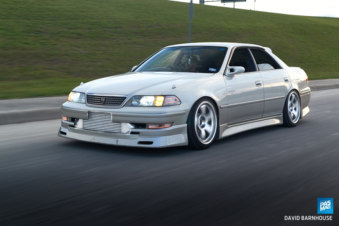 Mark Maker: The JZX100 For Every Occasion