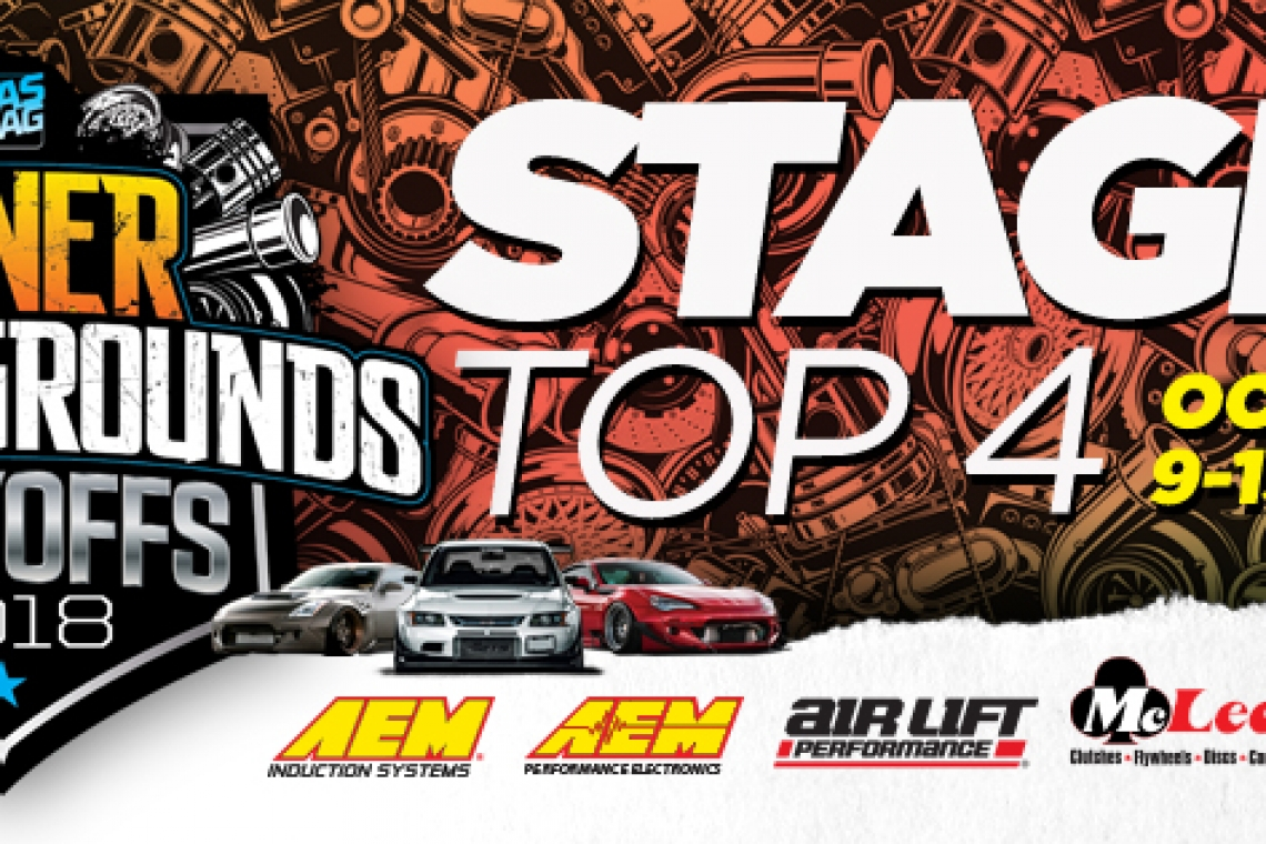 2018 Tuner Battlegrounds Playoffs