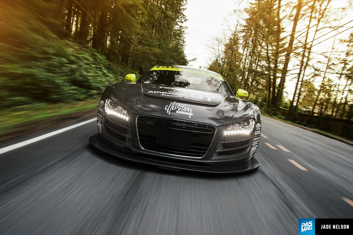 Streetcar Named Desire: Clement Ng's 2009 Audi R8  Owner
