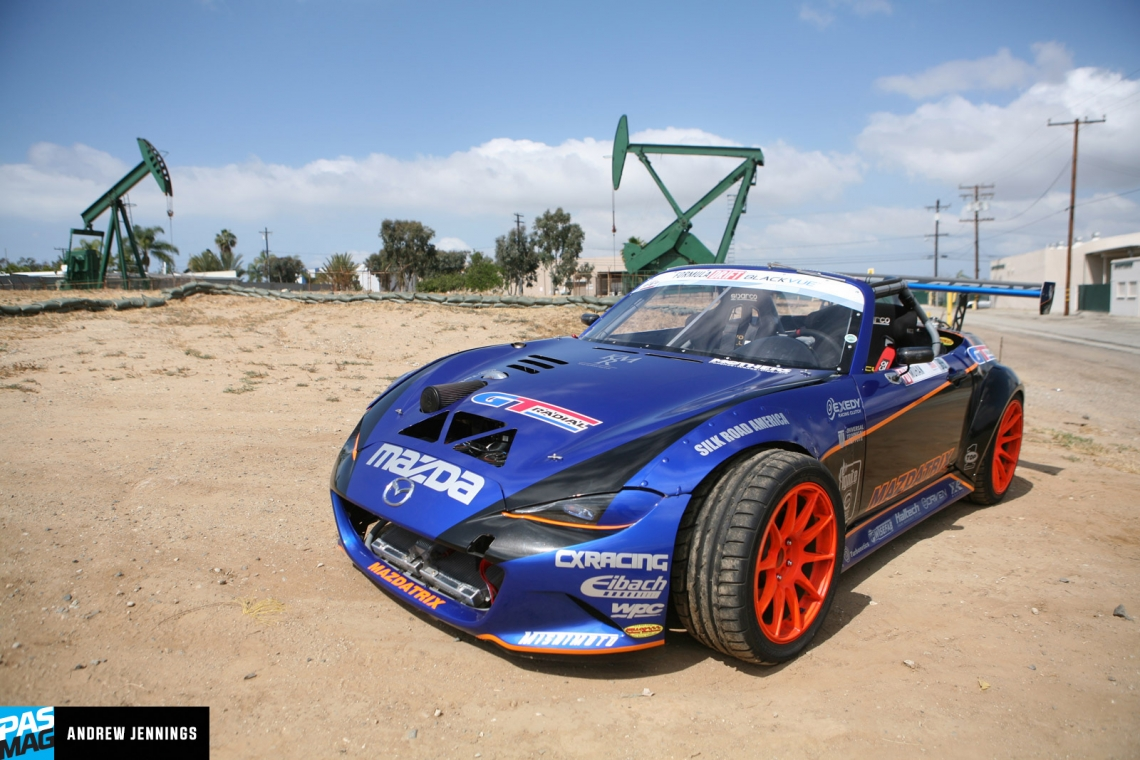 Rotary At Heart: Kyle Mohan's Mazda MX-5 ND - PASMAG - since 1999