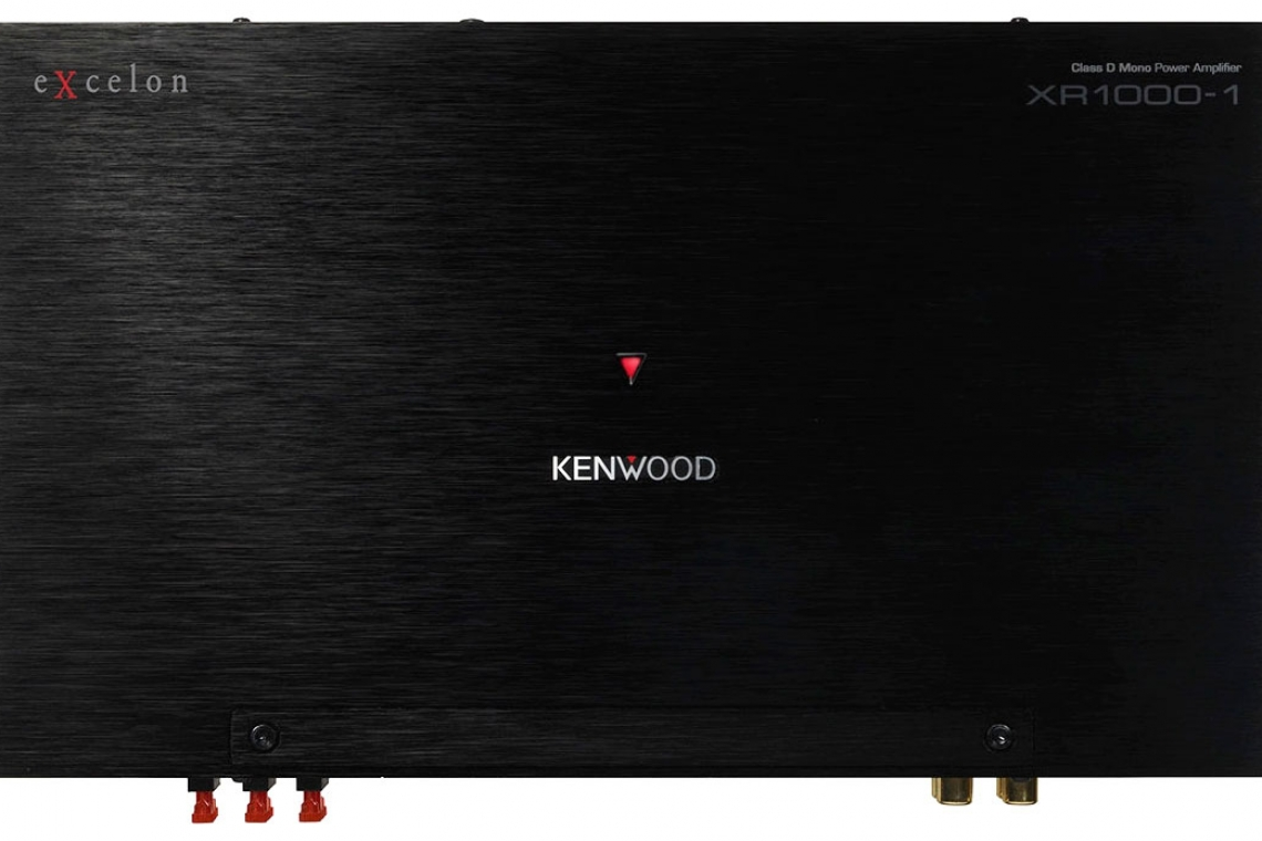 Kenwood XR1000-1 Amplifier Review