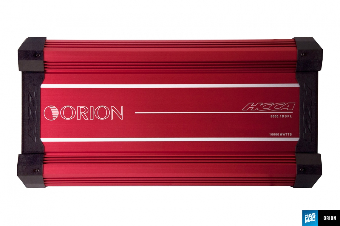 Orion HCCA5000.1DSPL Amplifier Review