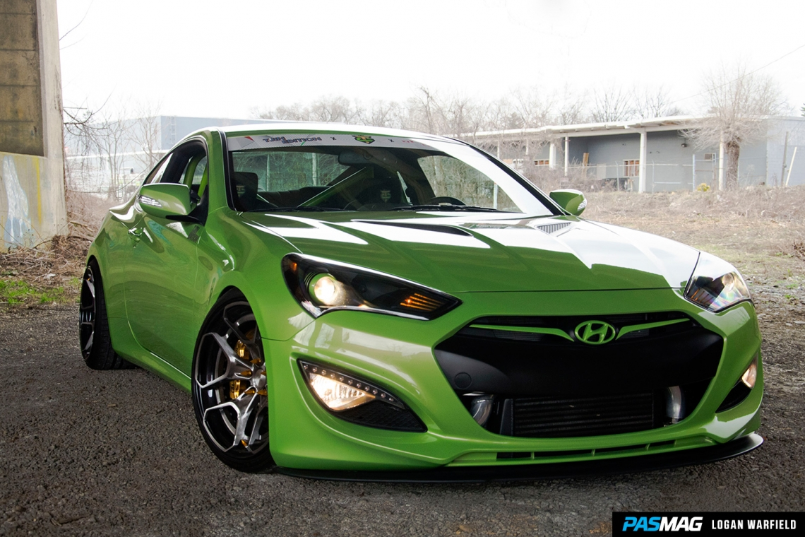 Keeping It Fresh: Tjin Edition's 2015 Hyundai Genesis Coupe RS