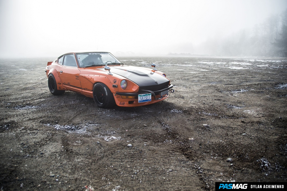 RevitaliZed: Bill Brinkworth's 1973 Datsun 240Z