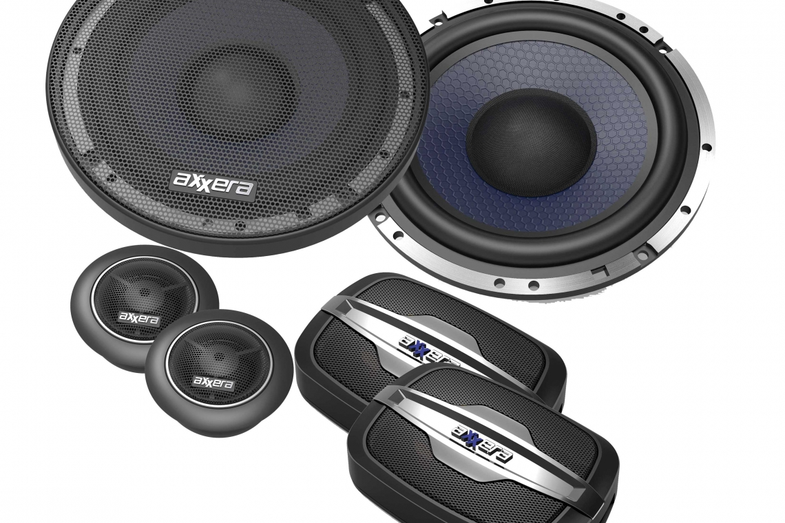 Axxera AS65C Component Speaker Review