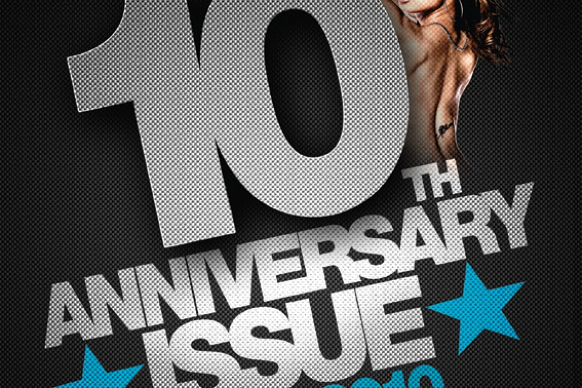 PAS MAG 10th Anniversary (2000-2010)