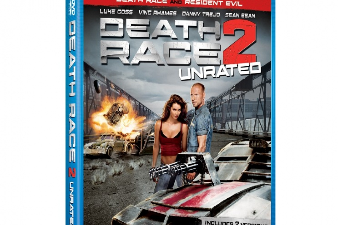 Death Race 2 Released on Jan 18