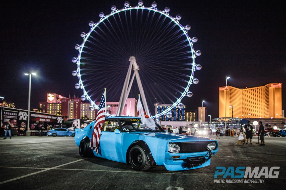 Shakotan Skyline: The Embodiment of Liberty Walk