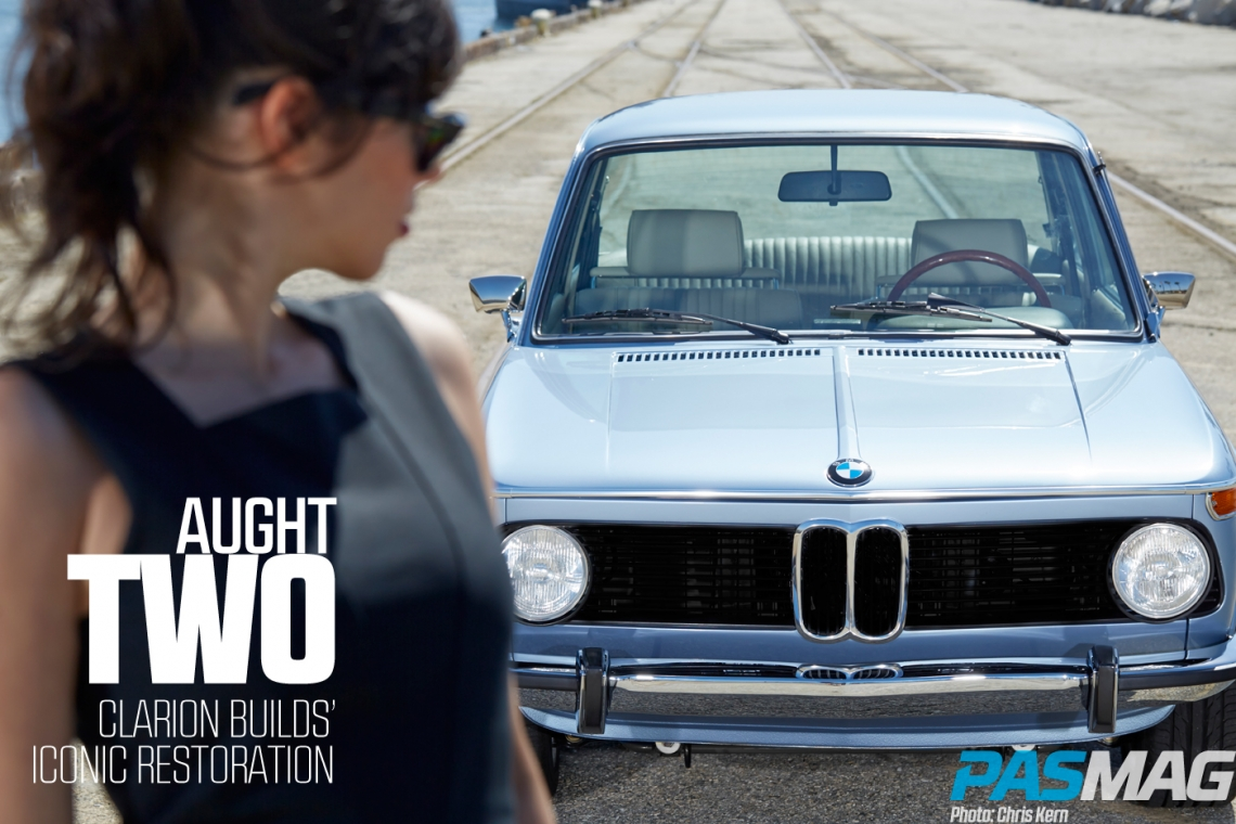 Aught Two: 1974 BMW 2002