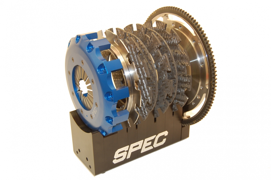 New Applications from SPEC Clutch