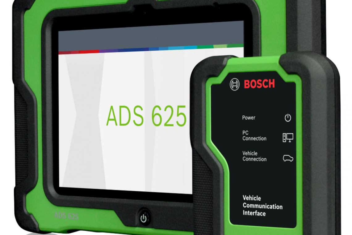 Bosch Automotive Aftermarket Introduces OEM Service and Repair Database