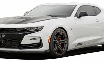 New Product From Eibach For 2019 Chevrolet Camaro SS 1LE