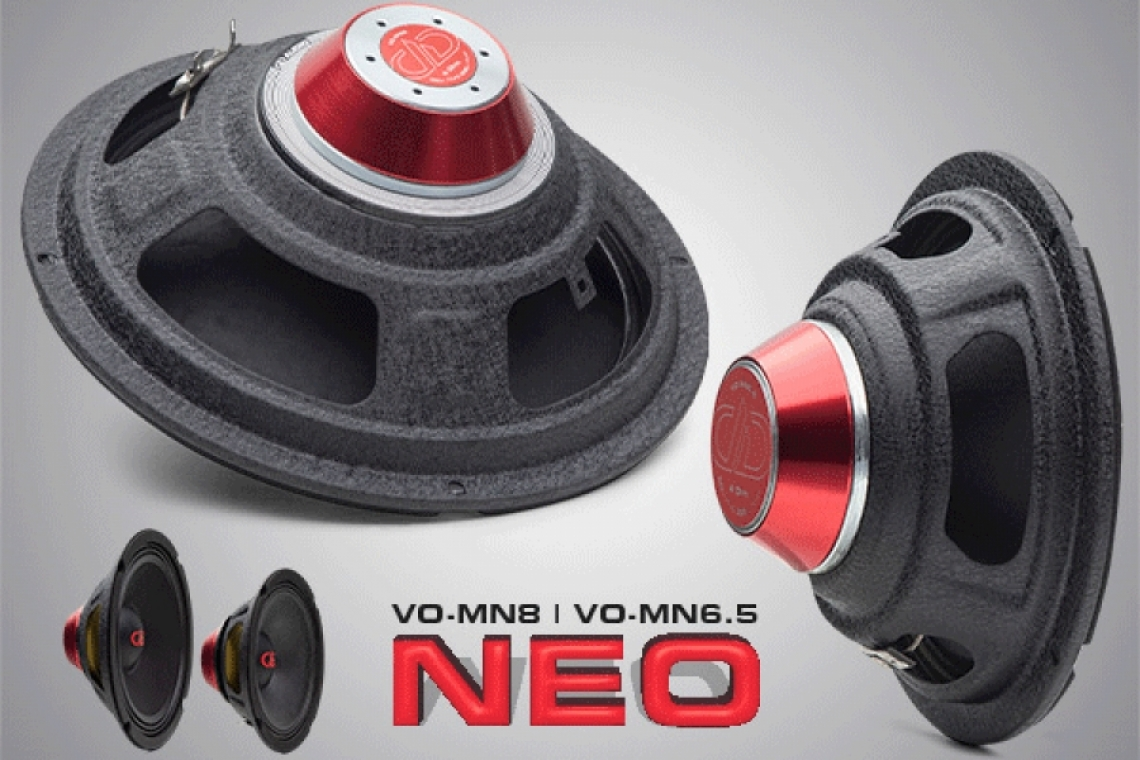 DD Audio's New VO Neo - More Compact, Greater Impact!