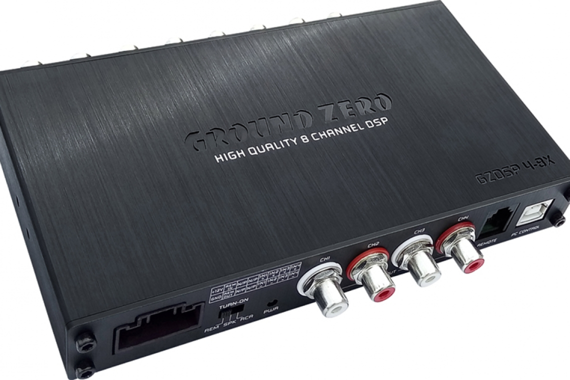 SounDigital Set To Ship Slim, Simple DSP From Ground Zero