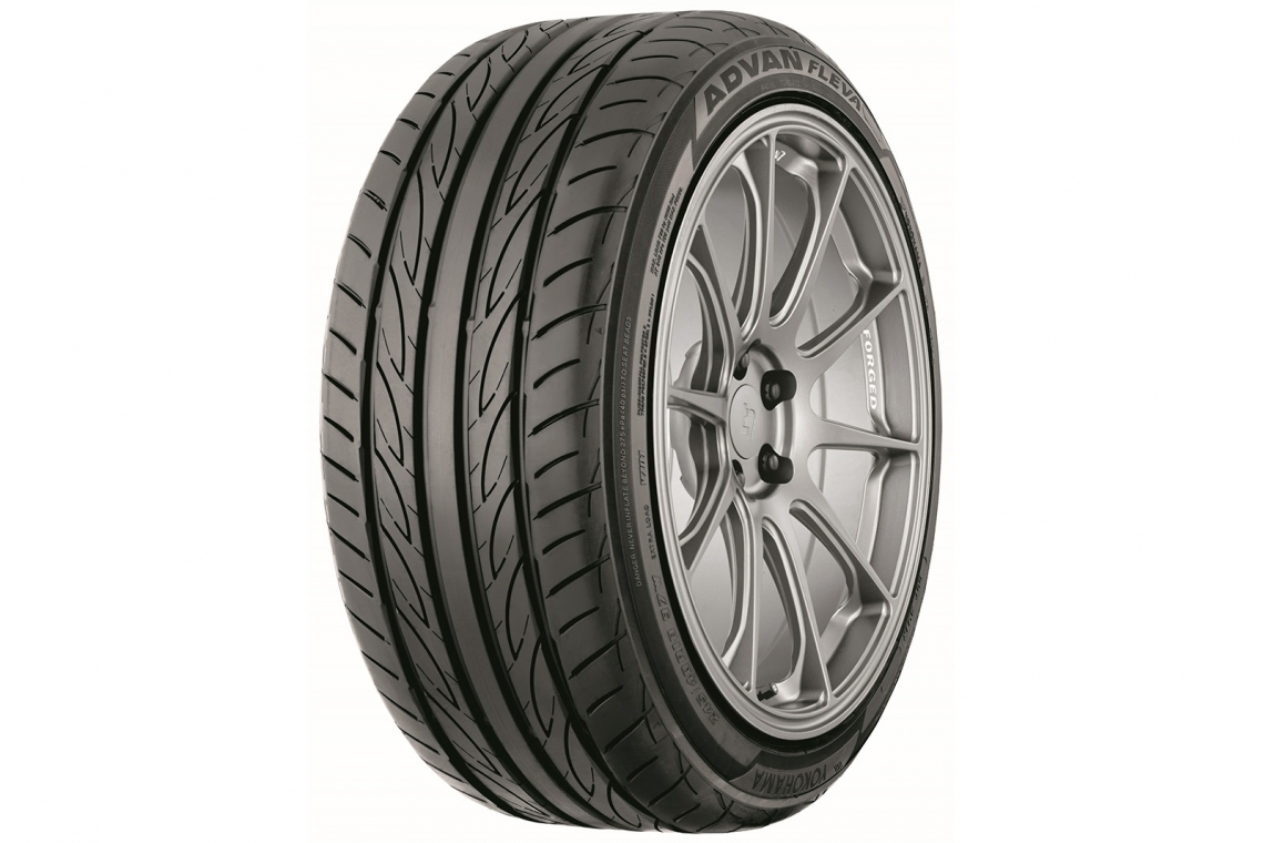 Yokohama ADVAN Fleva Tire