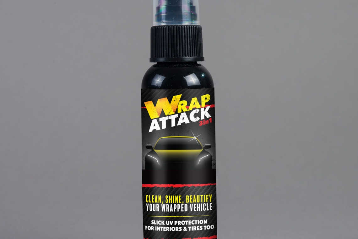 Brand X Cleaners Wrap Attack (All-in-One)