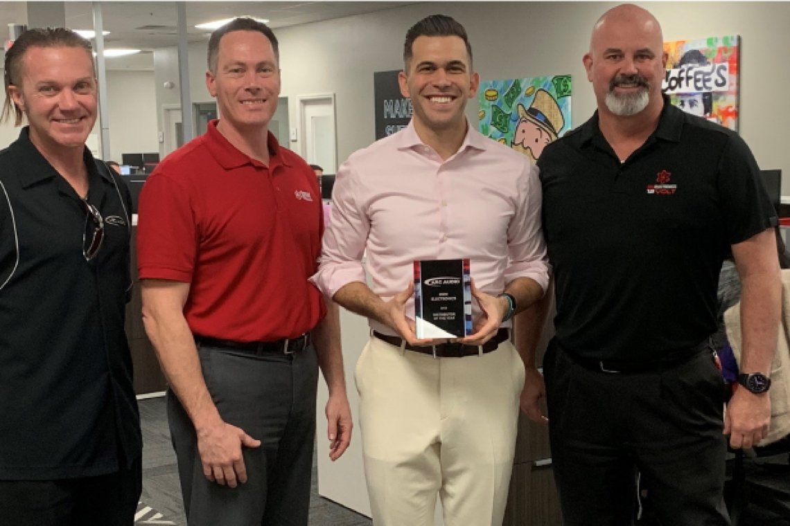 DOW Electronics, 2018 ARC Audio Distributor of the Year