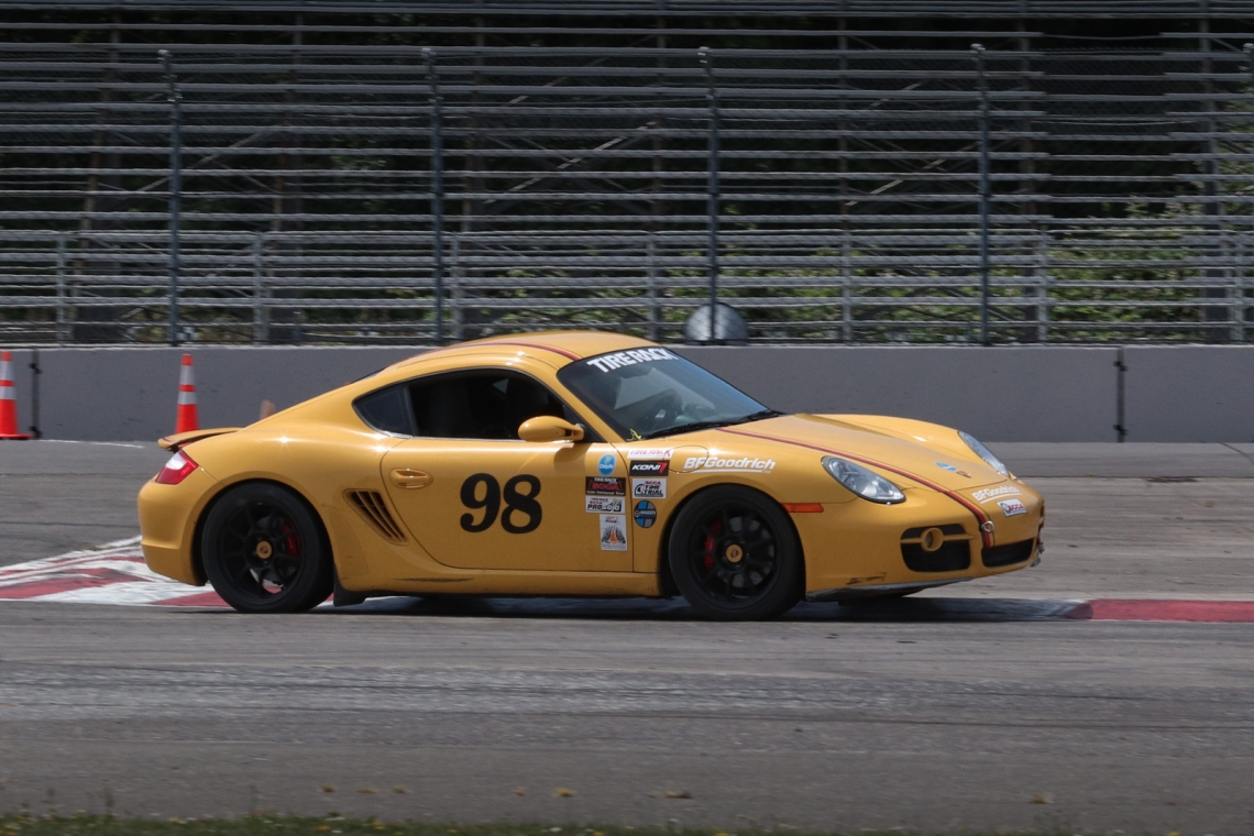 SCCA Time Trials: Portland International Raceway