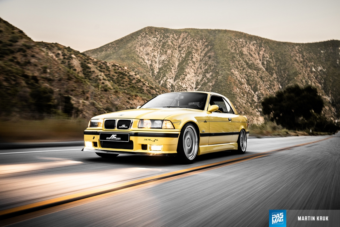 Bodak Yellow Jonathan Huang S 1998 Bmw M3 Pasmag Is The Tuner S Source For Modified Car Culture Since 1999