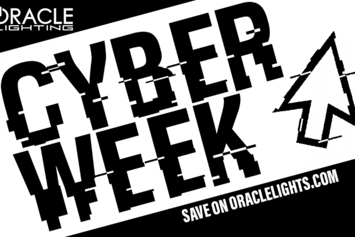 Oracle Lighting Cyber Week Sale
