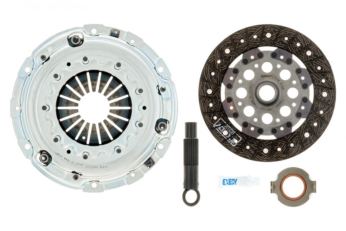 EXEDY Stage 1 Organic Clutch Kit for 2017-2019 Honda Civic