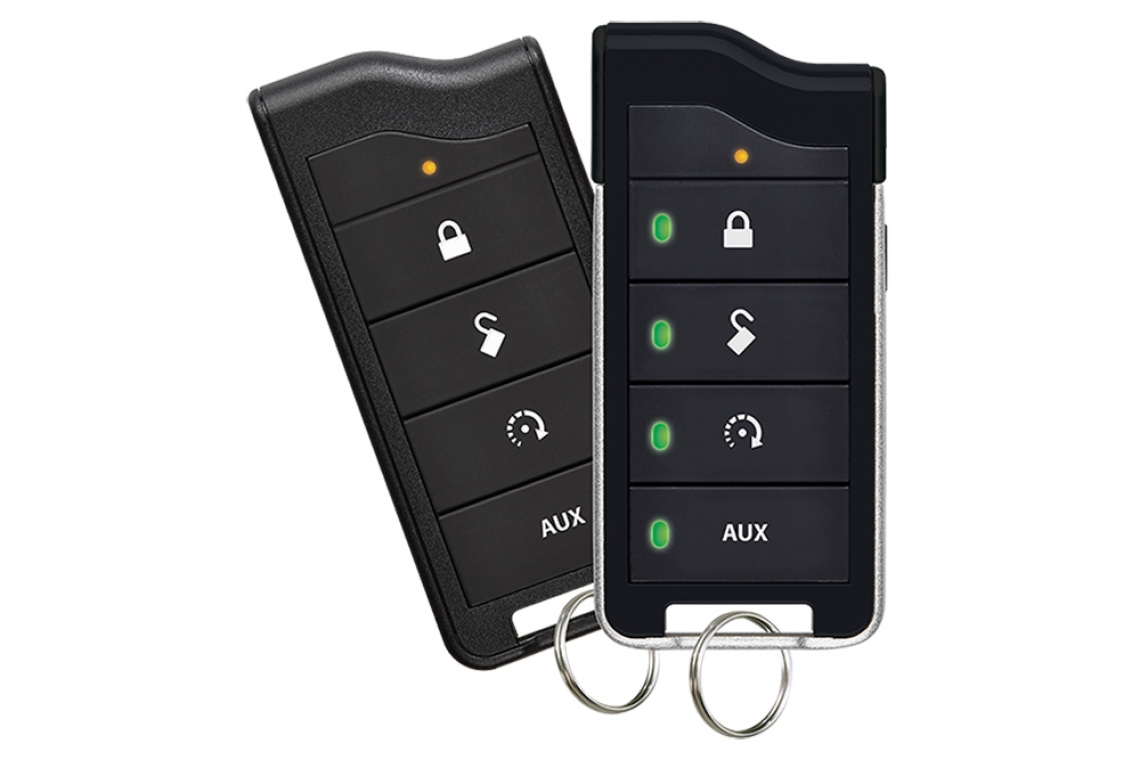 Python 4806P LED 2-Way Remote Start