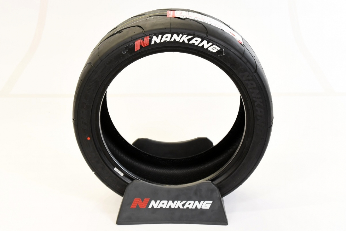 Nankang R Compound Semi Slick Tire