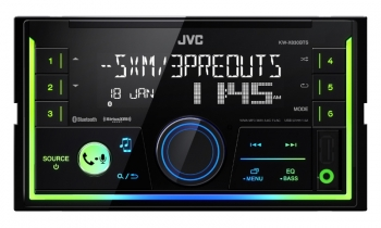 JVC KW-X830BTS 2-Din Digital Media Receiver