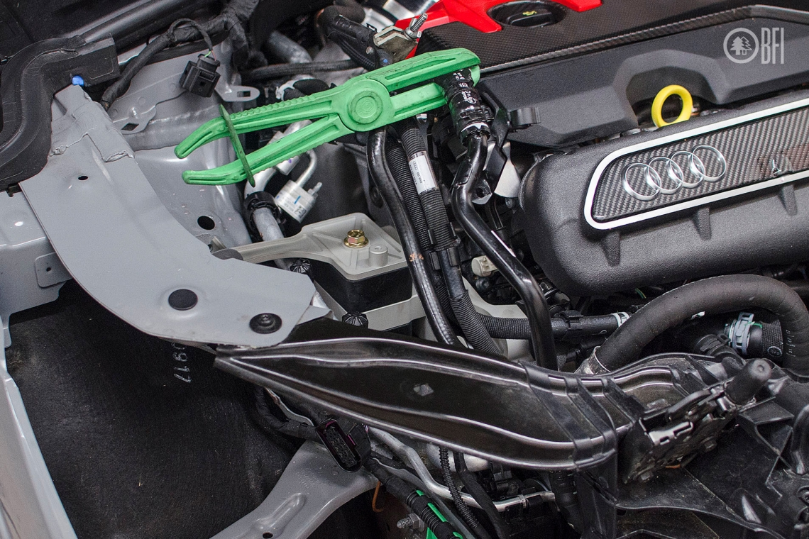 Black Forest Industries Audi RS3 / TTRS Engine and Transmission Mounts