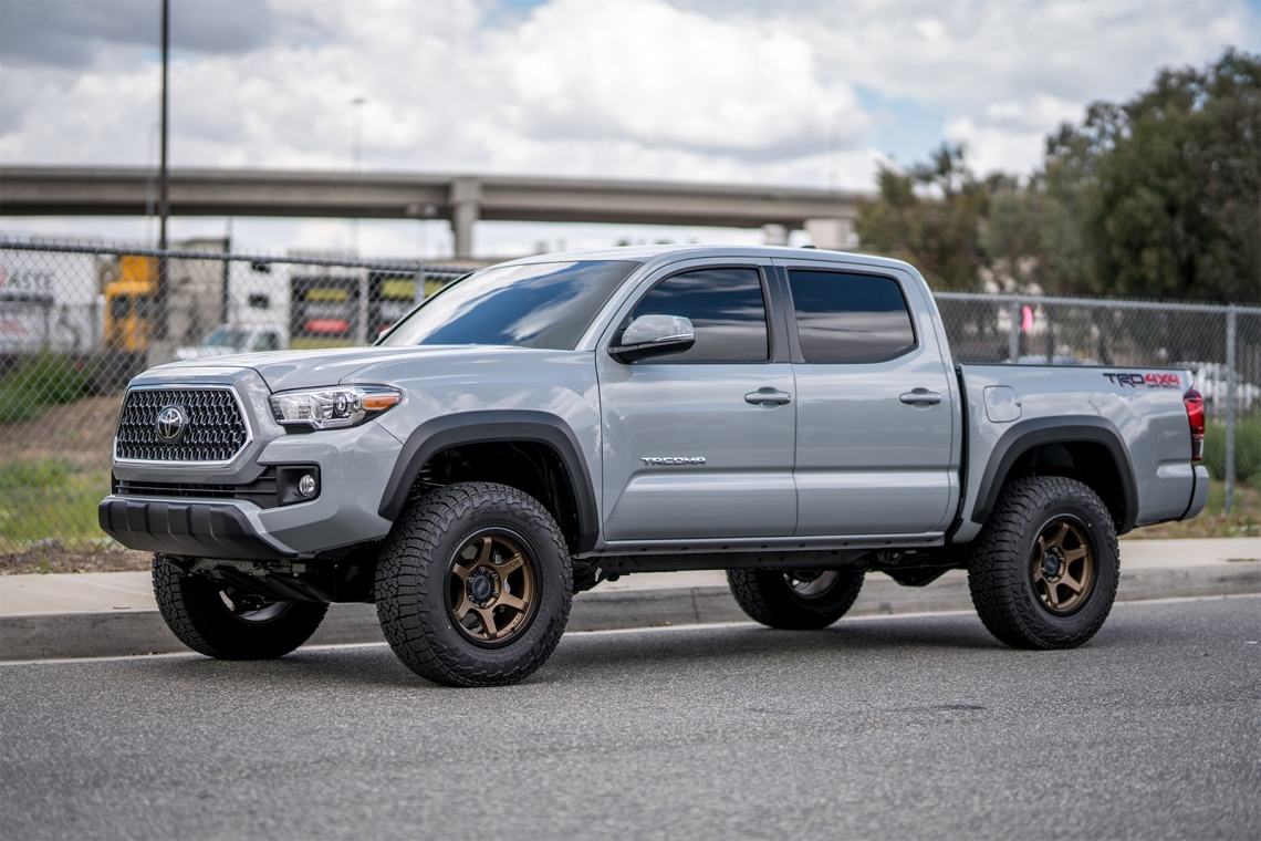 New Eibach Kits Available for the 2020 Toyota Tacoma
