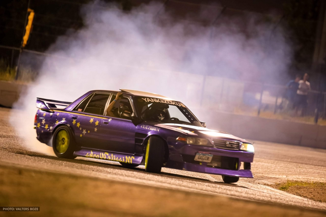 Out of the Box: Michael Laurent's 1991 Toyota Cressida