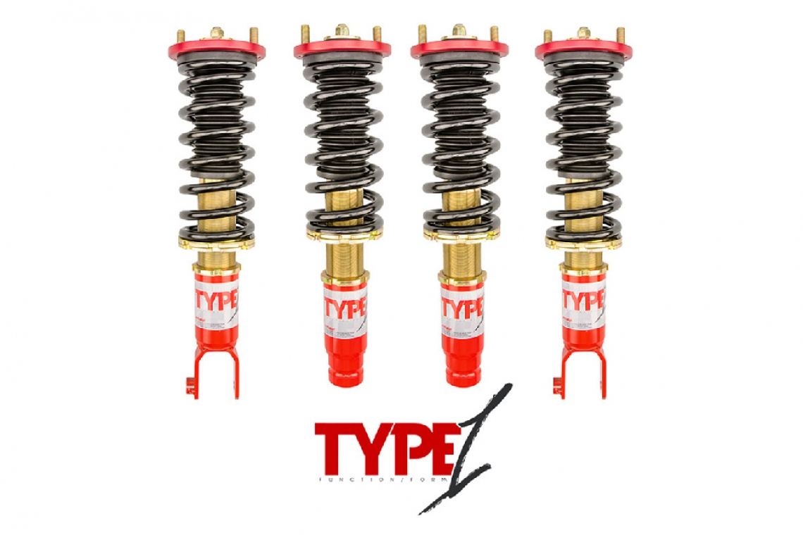 Function & Form Type 1 Coilovers for 1992-1995 Honda Civic EG