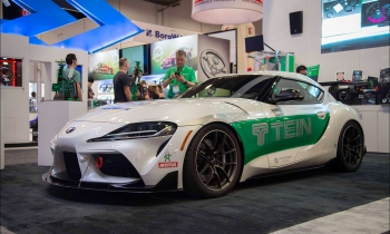 TEIN Develops Product For 2020 Toyota Supra