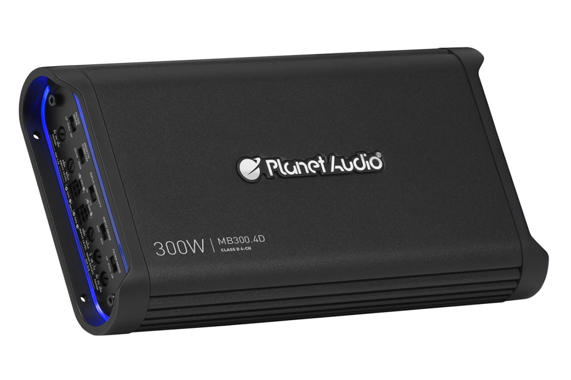Planet Audio Launches Four New Mini Bang Series Amplifiers