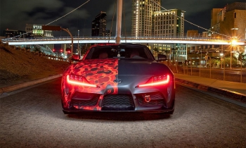 ORACLE Lighting ColorSHIFT® RGBA DRL Upgrade for the 2020-2021 Toyota Supra GR