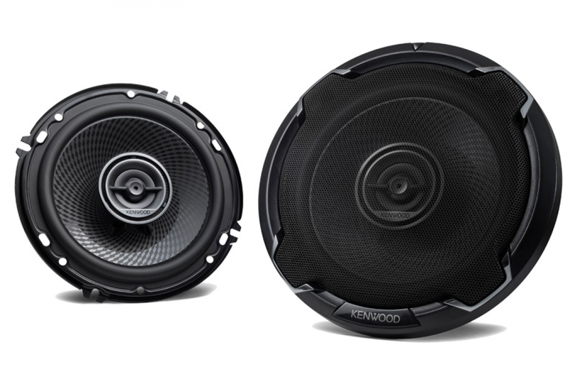 "Kenwood KFC-1696PS 6-1/2"" Round 2-Way Speaker"