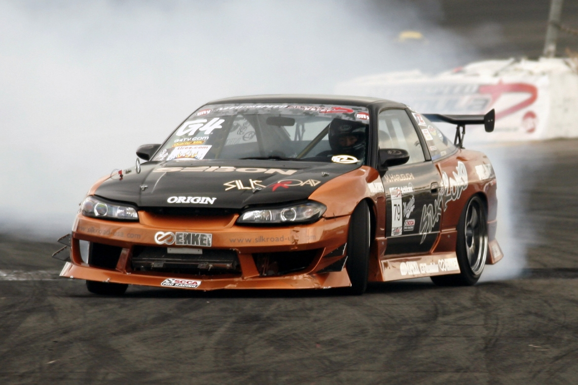 It's SXy Time: Intec Racing's 1989 Nissan 240SX
