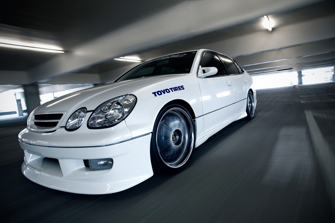 No Blueprint: Kirby Wang's 1998 Lexus GS300