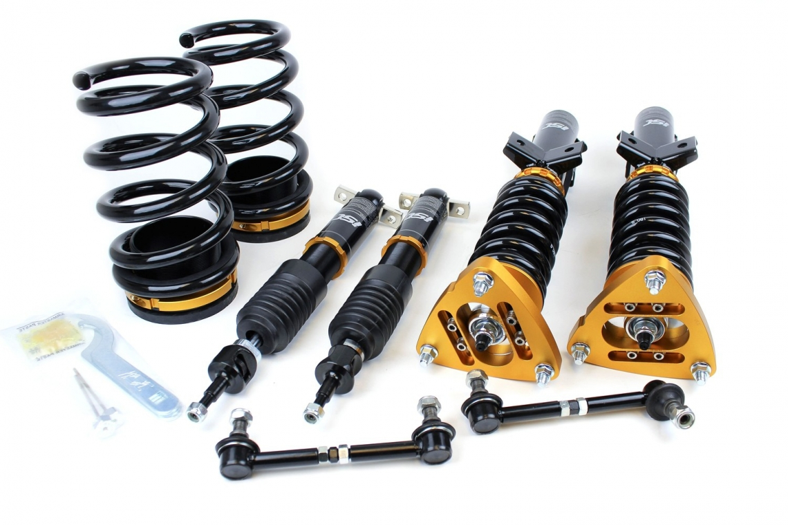 ISC Suspension N1 Coilovers For S197 Mustang