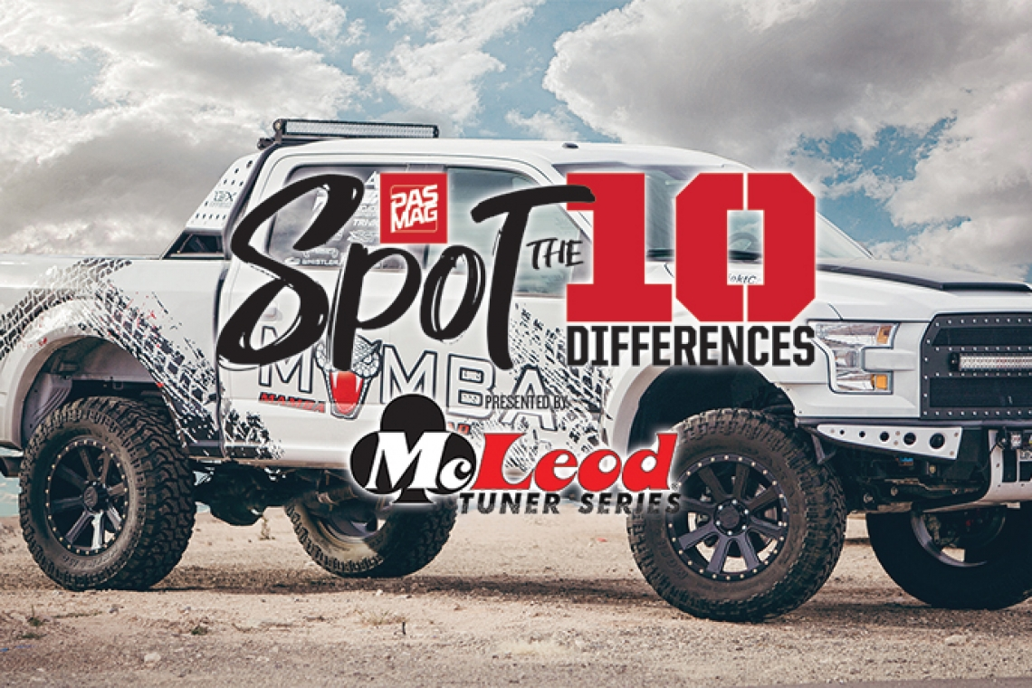 Spot The Differences: Alma Molina's 2015 Ford F-150 EcoBoost