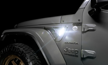 Oracle Lighting's New Sidetrack LED Lighting System for Jeep Wrangler JL & Gladiator JT Models Now Shipping