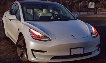 Oracle Lighting Launches Tesla Model 3 ColorSHIFT Headlight DRL Upgrade