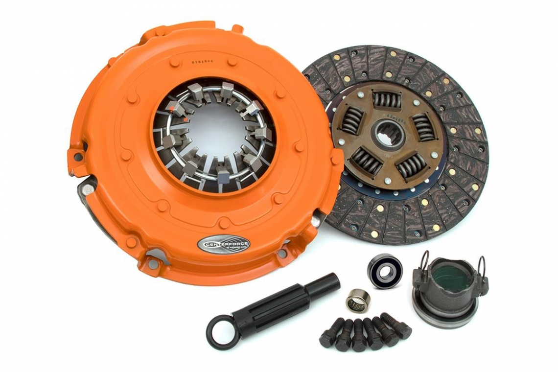 Centerforce II Clutch Kit KCFT643791 for Jeep Wrangler