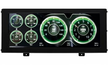 AutoMeter Universal InVision Digital Dash Now Available