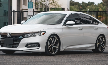 Eibach Suspension Upgrades for the 2018-2020 Honda Accord