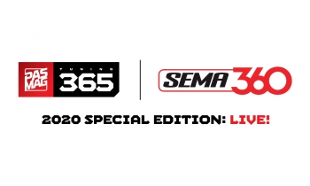 Tuning 365 Show Goes LIVE With SEMA360 Coverage November 5th