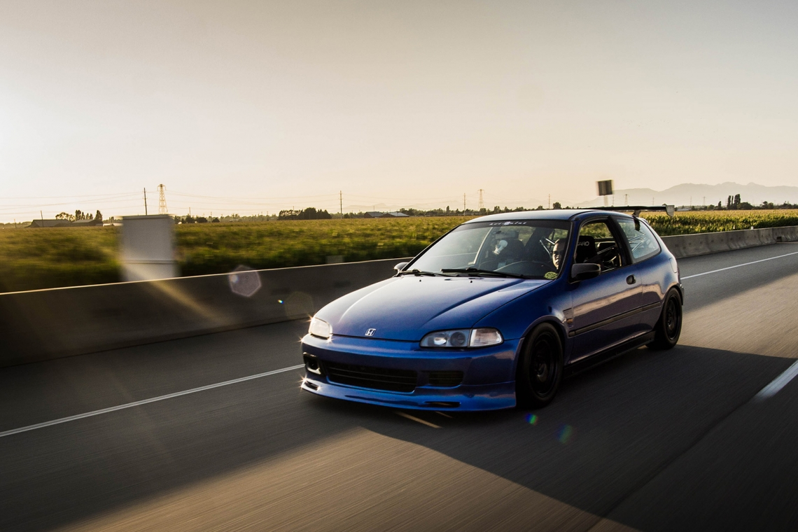 The Collector: Galileo Galang's 1994 Honda Civic