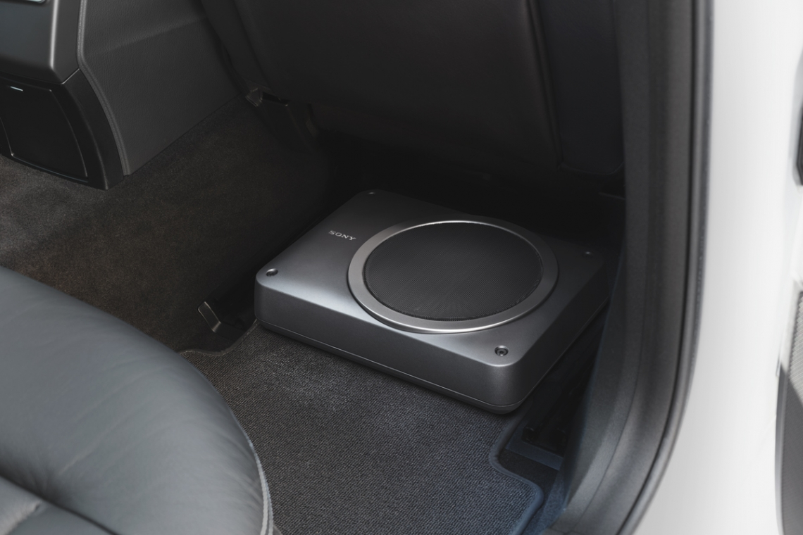 Sony XS-AW8 Compact Powered Subwoofer