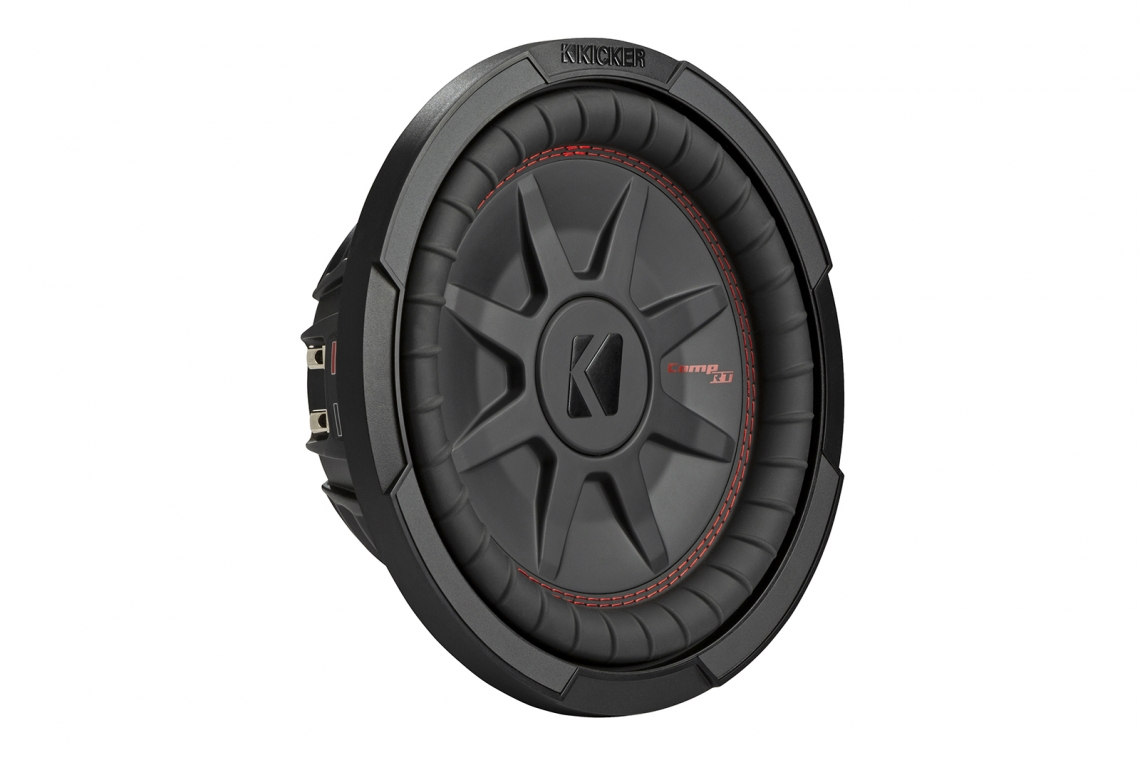 KICKER® Now Shipping CompRT® Thin Subwoofers with Forced-Air Cooling™ to KICKER Dealers